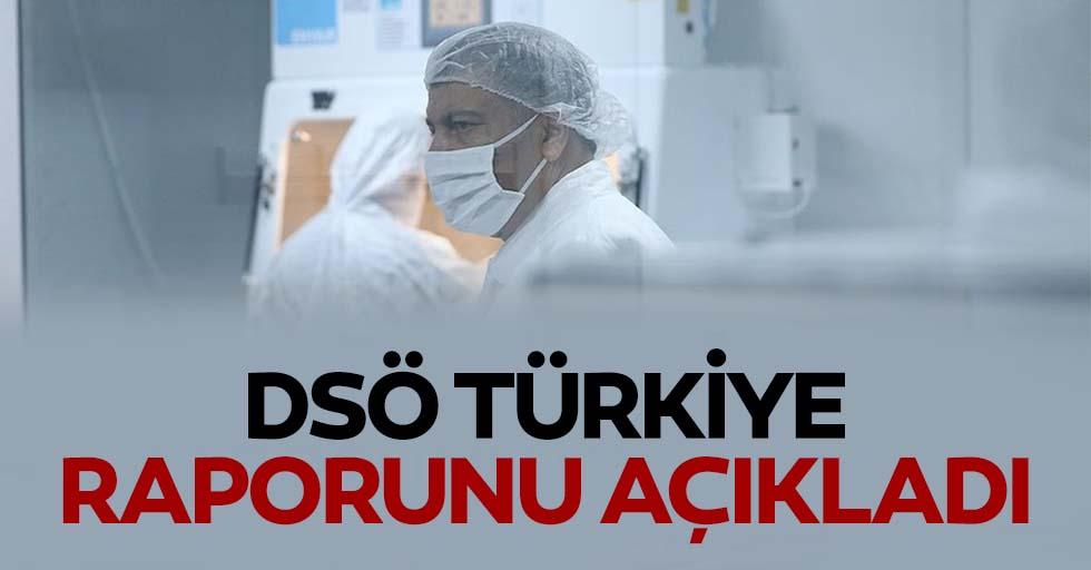 DSÖ raporunda Türkiye'nin başarısına yer verildi