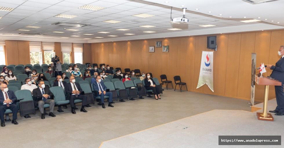 SANKO Üniversitesi Tıp Fakültesi'nde İlk Ders