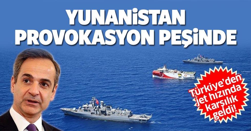 "Yunanistan'dan ""NAVTEX"" provokasyonu"