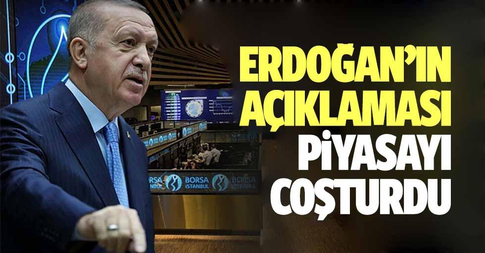 Borsa İstanbul ilk yarısında rekor tazeledi