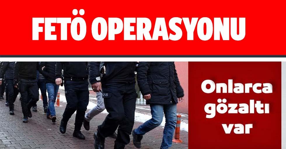 FETÖ'nün güncel öğrenci yapılanmasına operasyon: 39 gözaltı