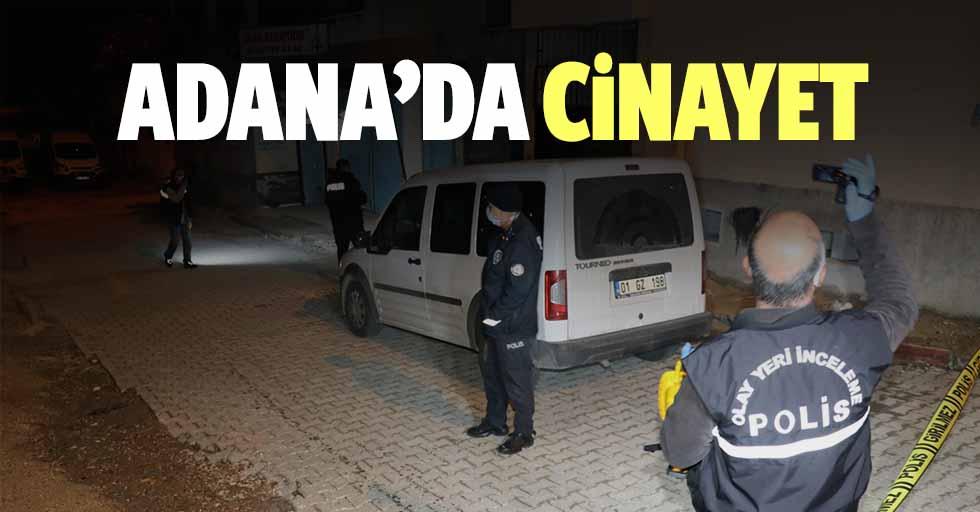 Adana'da çıkan silahlı ve bıçaklı kavgada yaralanan kişi öldü