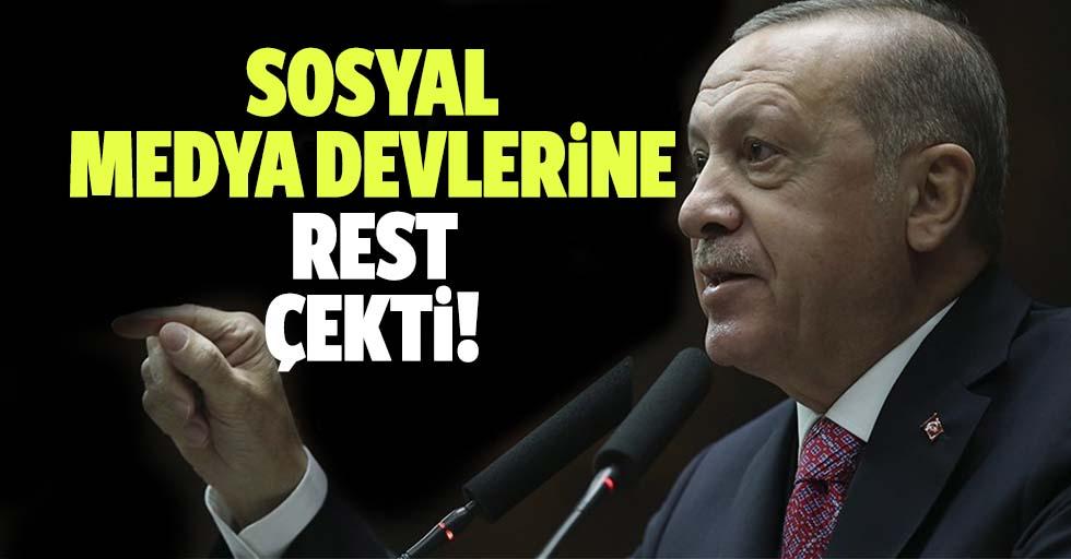 Başkan Erdoğan'dan TRT World Forum 2020'de önemli açıklamalar