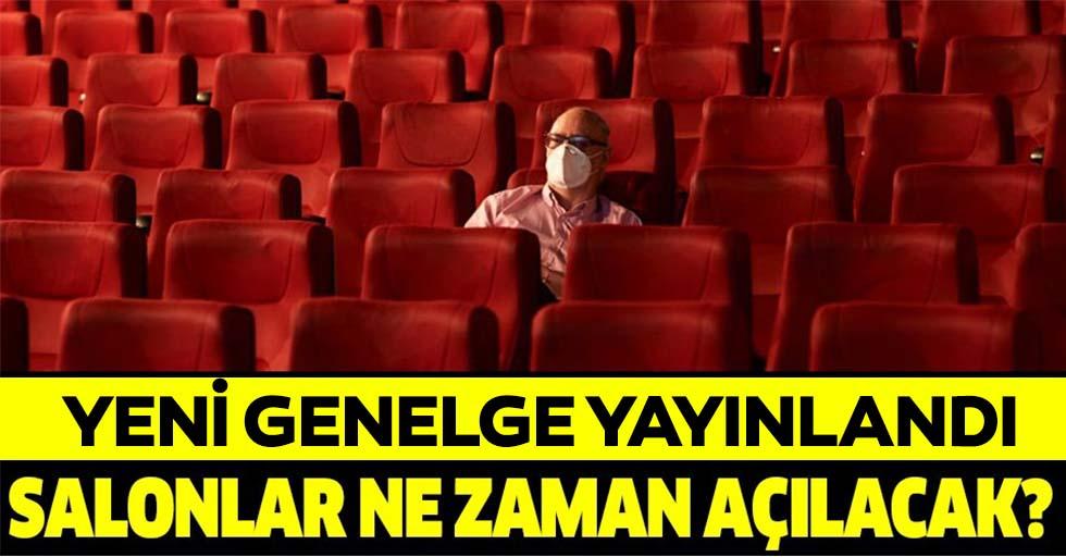 İçişleri Bakanlığı 81 il valiliğine 'sinema' genelgesi