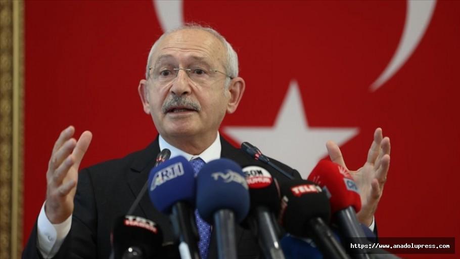 Kılıçdaroğlu, apartman görevlileri örgütlenmeli