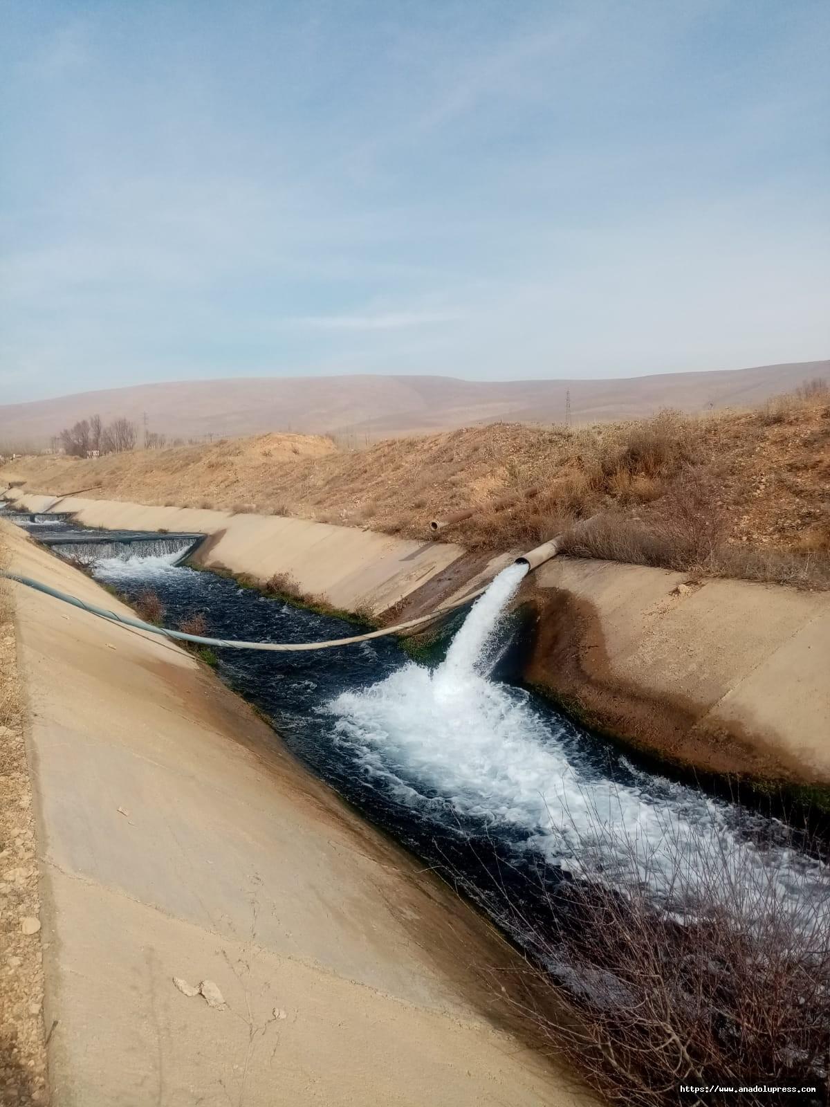 Yeraltı Sularının Boşaltılması Çevre ve Tarımsal Üretim Açısından Felaket Olur
