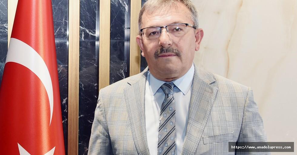 Başkan Aydın, 'Medyanın sosyal hayatta çok önemli bir yeri vardır'