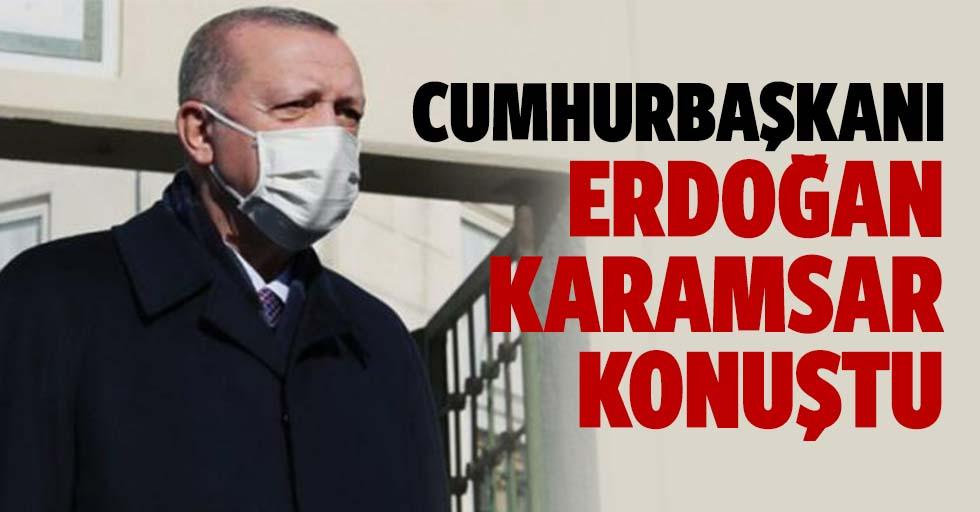 Cumhurbaşkanı Erdoğan karamsar konuştu