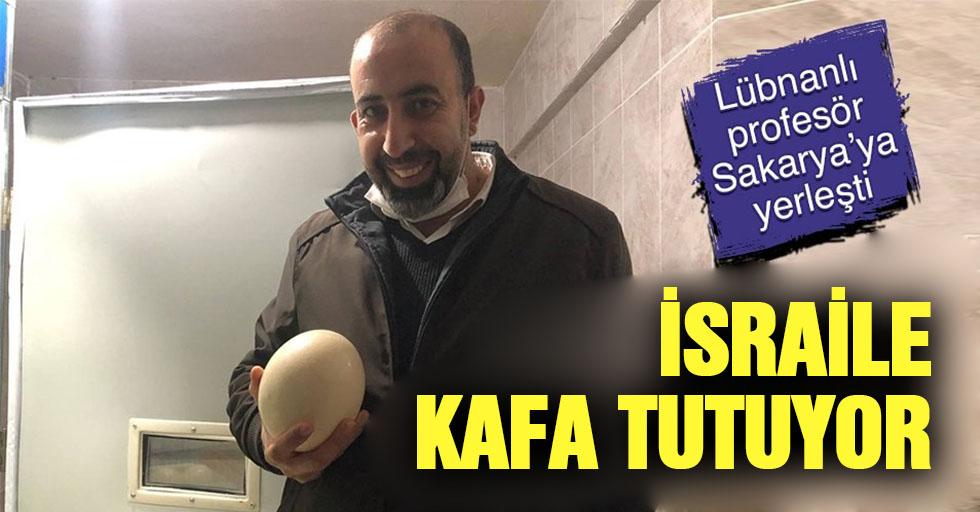 Lübnanlı profesör Türkiye'de deve kuşu çiftliği kurdu! İsrail'e kafa tutuyor