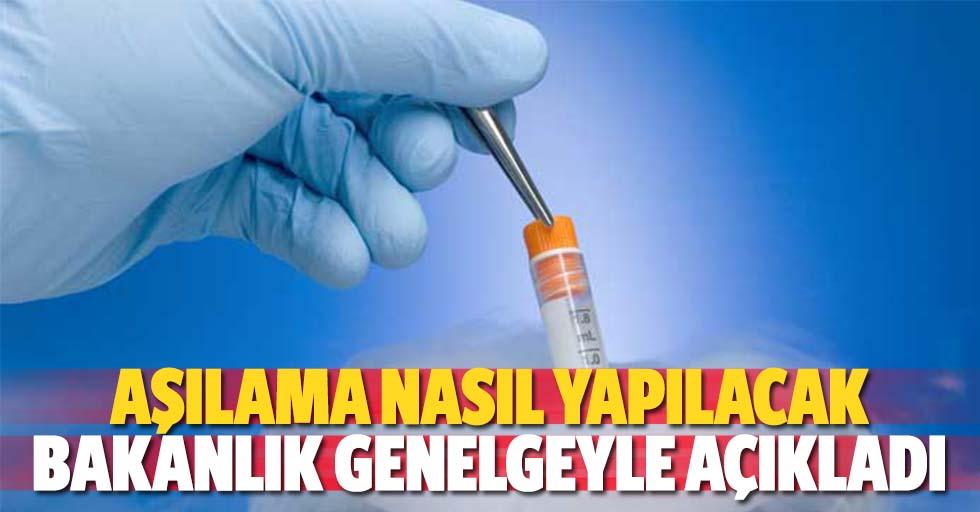 Sağlık Bakanlığından 81 ile koronavirüs aşısıyla ilgili resmi yazı! İşte alınacak önlemler