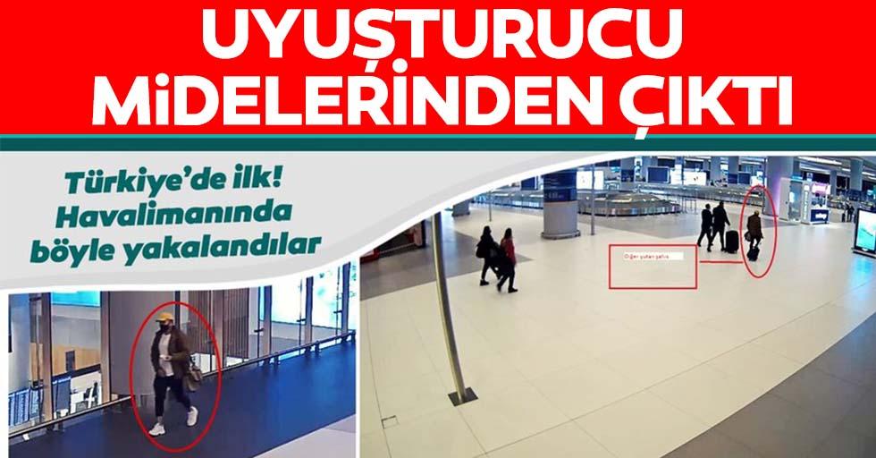 Türkiye'de ilk! Yutucu kuryelere İstanbul'da