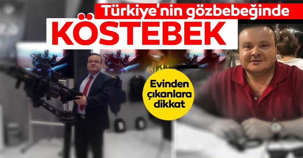Türkiye'nin gözbebeğinde casus avı!