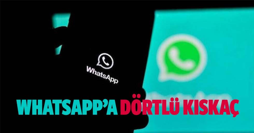 Whatsapp sözleşmesinde flaş açıklama: Wp'ye dörtlü kıskaç