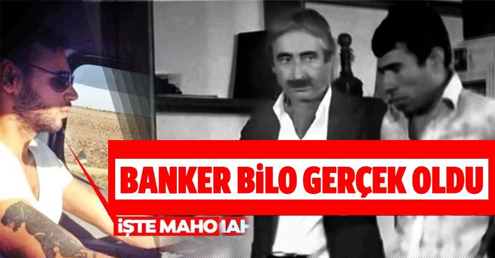 'Banker Maho' gerçek oldu