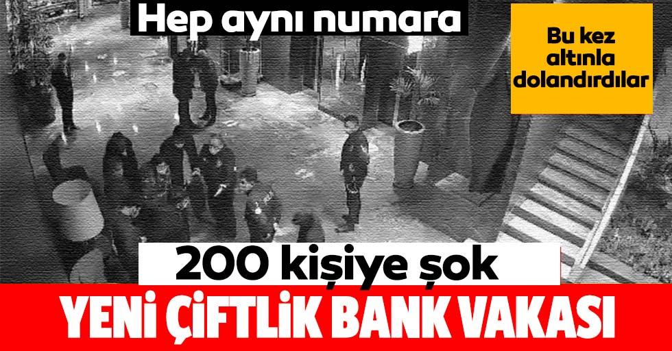 """İstanbul'da 50 milyon liralık """"Çiftlik Bank"""" tarzı vurgunu!"""