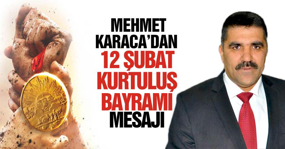 Mehmet Karaca'dan 12 Şubat mesajı