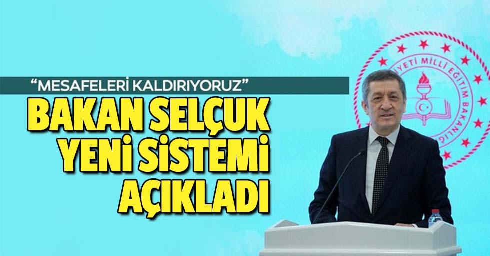 Milli Eğitim Bakanı Ziya Selçuk'tan yeni Ölçme Merkezi açıklaması