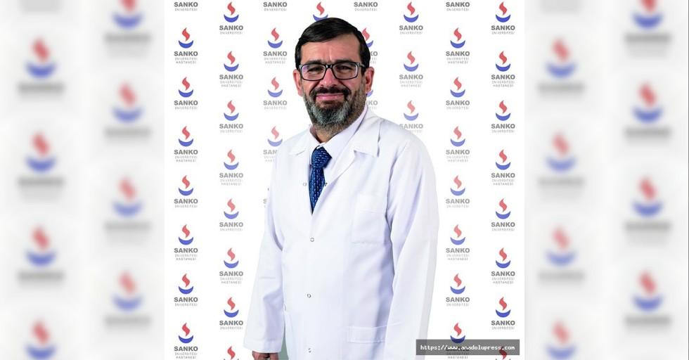 SANKO Üniversitesi öğretim üyesi Prof. Dr. Yıldırım, 'Kanser tüm dünyada görülen bir sağlık sorunudur'