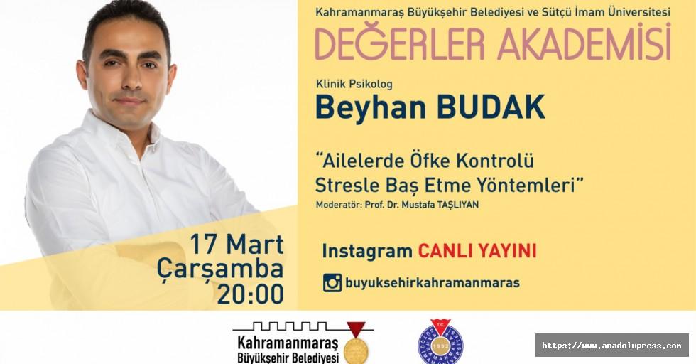 Beyhan Budak ile Ailelerde Öfke Kontrolü