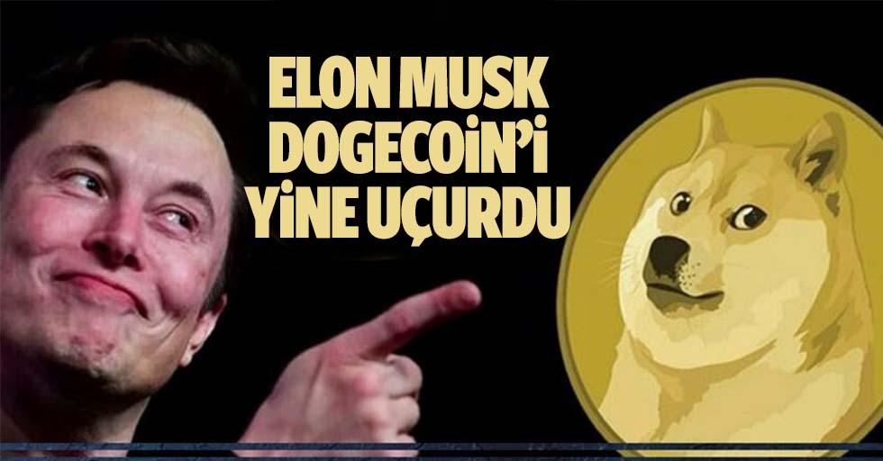 Elon Musk'ın kurucusu olduğu SpaceX uydu yerleştirmede kripto para birimi Dogecoin kabul edecek