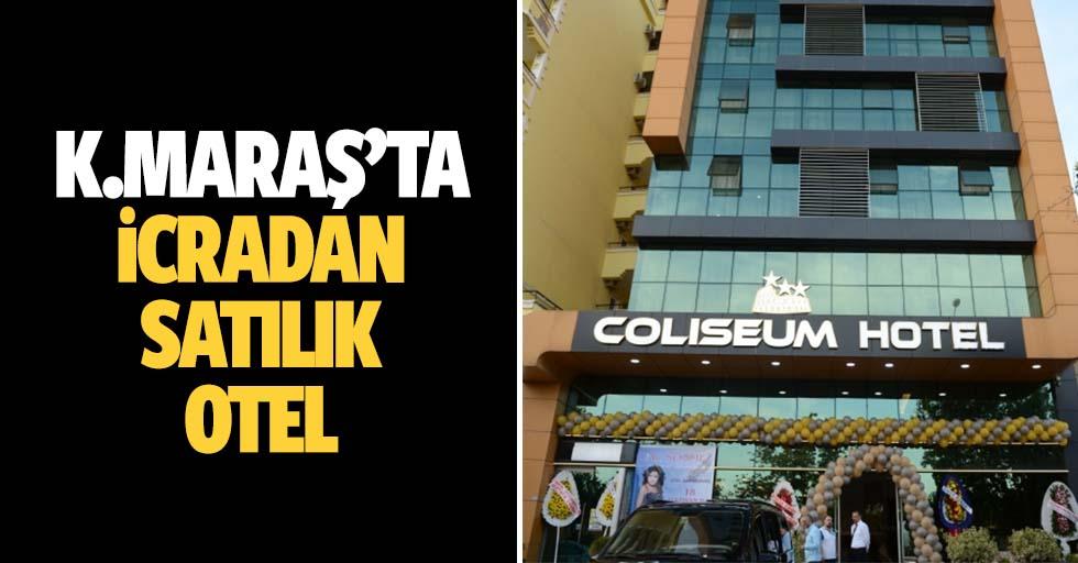 Kahramanmaraş'ta icradan satılık otel