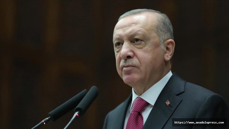 Erdoğan: Milletten Umudunu Kesenler Şimdi De Suç Örgütlerine Bel Bağlamış Durumda