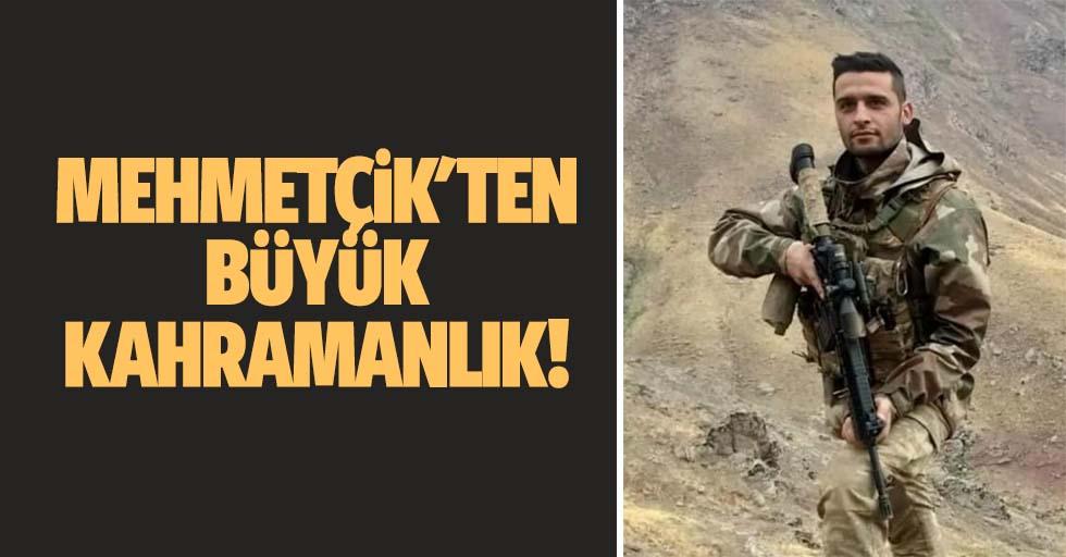 Mehmetçik'ten büyük kahramanlık!