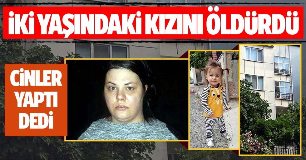 Tekirdağ'da şoke eden olay! 2 yaşındaki kızını 2. kattan aşağı attı! Sözleri ise şoke etti: Cinler söyledi attım!