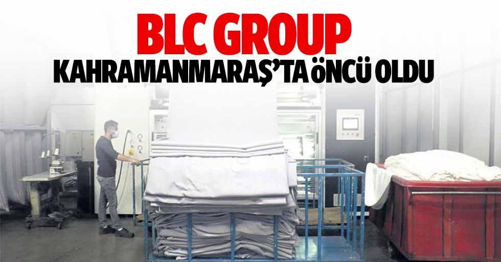 BLC Group Kahramanmaraş'ta öncü oldu