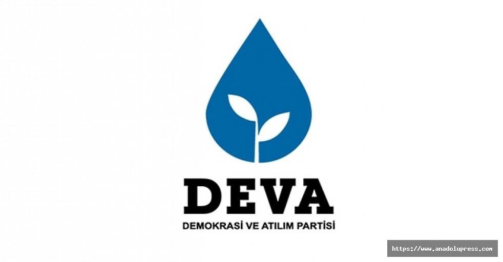 DEVA Partisi'nden Konya'ya ve yangın bölgelerine heyet