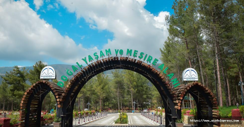 Dulkadiroğlu Doğal Yaşam Parkı Normale Döndü