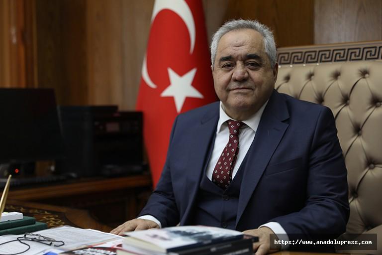 Rektör Prof. Dr. Sami Özgül'den Kurban bayramı mesajı