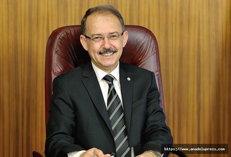 SANKO Üniversitesi Rektörü Prof. Dr. Dağlı'dan bayram mesajı