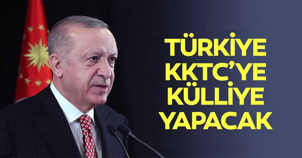 Türkiye KKTC'ye külliye yapacak