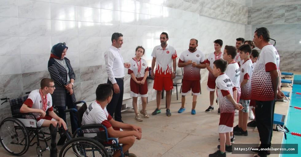 Kahramanmaraşlı Sporcular Türkiye Şampiyonasında Madalyaları Sildi Süpürdü