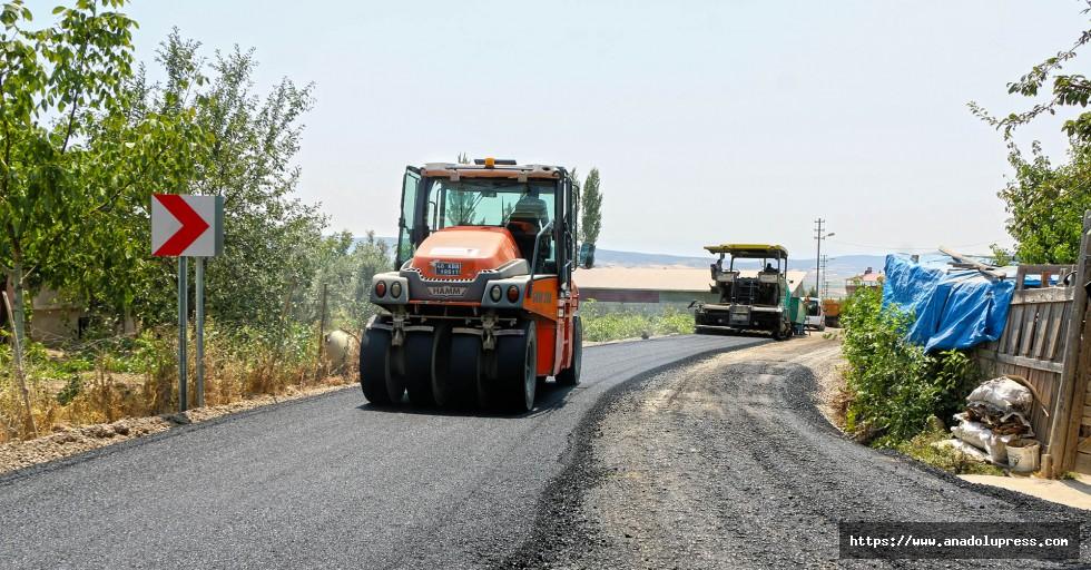 Kahramanmaraş'ta Ulaşım Yatırımları Sürüyor