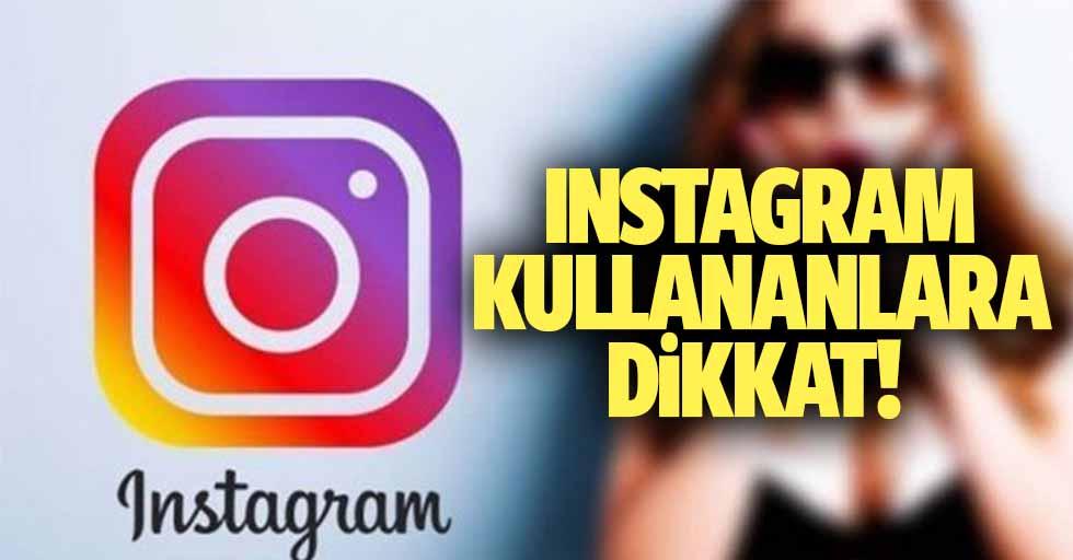 """Instagram kullananlara dikkat! İşletme hesaplarına """"dolandırıcılık"""" uyarısı"""