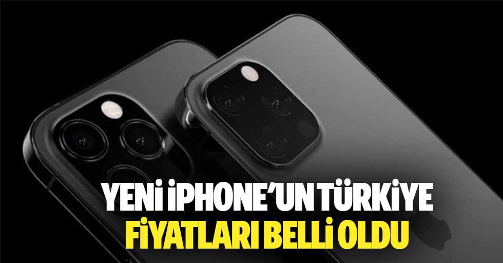 Yeni İphone'un Türkiye Fiyatları Belli Oldu