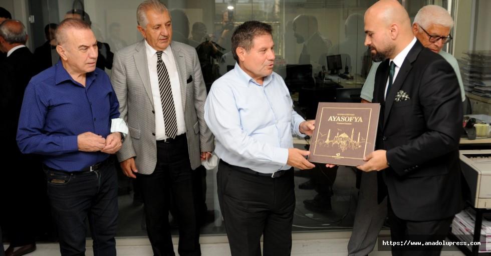 BİK Müdürü Kara'dan KMBGC'ye ziyaret