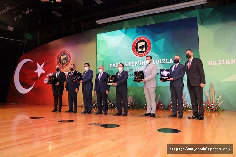 MST Constructıon Equipment yatırım AŞ'ye ödül verildi