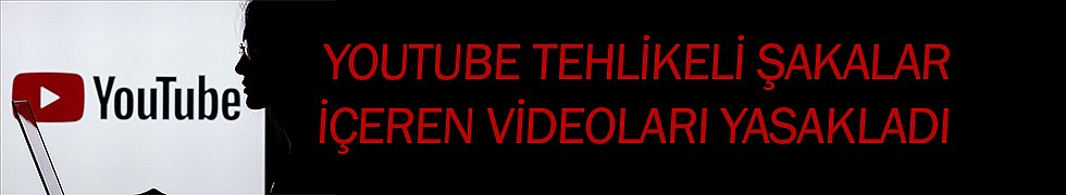 <b>Youtube Tehlikeli Şakalar İçeren Videoları Yasakladı</b>