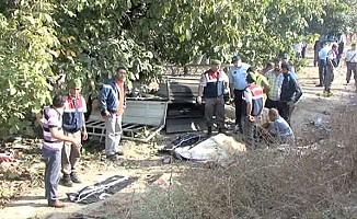 Sakarya'da katliam gibi kaza: 7 ölü