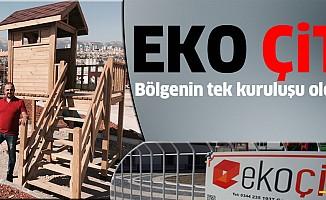 Eko Çit, bölge'nin tek kuruluşu oldu