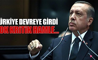 Erdoğan'danMyanmarliderine telefon!