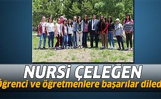 Nursi Çeleğen'den yeni eğitim öğretim yılı mesajı