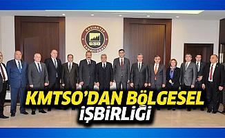 Kmtso'dan Bölgesel İşbirliği