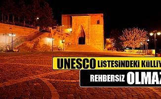 UNESCO listesindeki külliye rehbersiz olmaz!