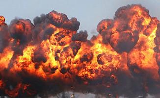 Büyük patlama yaşandı, çok sayıda yaralı var!