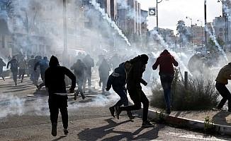 İsrail ordusu müdahaleye başladı!