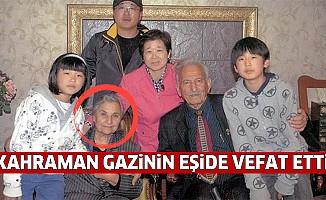 Kahraman Gazi'nin eşi de vefat etti!